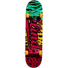 Blind Wild Athletic Youth Premium Skateboard Complete - Multi - 7.25