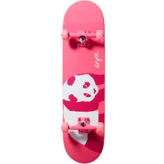 Enjoi Hi, My Name Is Pinky Skateboard Complete - Neon Pink - 8.0