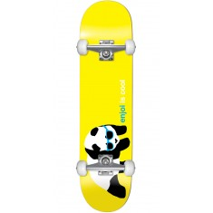 Enjoi Panda Shades Skateboard Complete - Yellow - 7.5