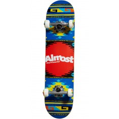 Almost Rustic Skateboard Complete - Blue - 7.5