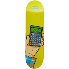 Enjoi Instant Messages Impact Light Skateboard Deck - Nestor Judkins - 8.25