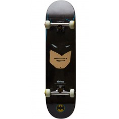 Almost Batman Face Skateboard Complete - Black - 7.75