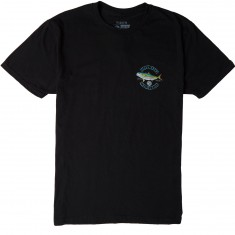 Salty Crew Hamachi T-Shirt - Black