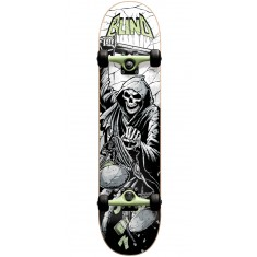 Blind Justice Premium Youth Skateboard Complete - Green - 7.25