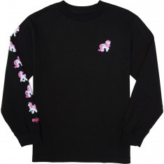 Enjoi Skateboards My Little Pony Long Sleeve T-Shirt - Black