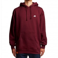 Enjoi Skateboards Panda Patch Pullover Hoodie - Maroon