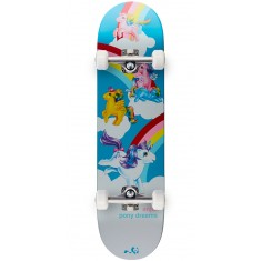 Enjoi My Little Pony Dreams R7 Skateboard Complete - Multi - 8.125