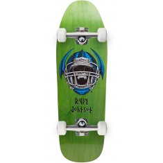 Blind Johnson Jock Skull R7 Skateboard Complete - Rudy Johnson - 9.875