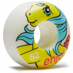Enjoi My Little Pony Skateboard Wheels - Multi - 52mm