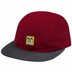 Enjoi Skateboards Quinceanera 5 Panel Hat - Red/Black