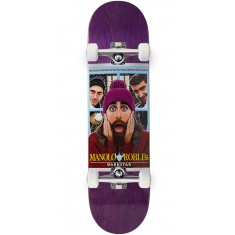 Darkstar Home Alone Impact Light Skateboard Complete - Manolo Robles - 8.125