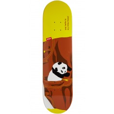 Enjoi Little Friend R7 Skateboard Deck - Brown - 8.0