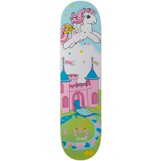 Enjoi My Little Pony Cool World Skateboard Deck - Jose Rojo - 7.75