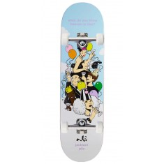 Enjoi Suburban Outfitters R7 Skateboard Complete - New Pro #1 - 8.375