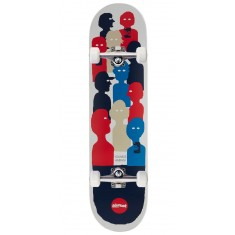Almost Group Text Impact Light Skateboard Complete - Youness Amrani - 8.0