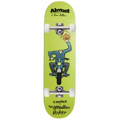 Almost Jean Jullien Monsters R7 Skateboard Complete - Cooper Wilt - 8.375