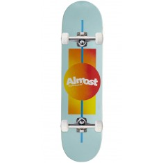 Almost Gradient HYB Skateboard Complete - Ice - 8.00""