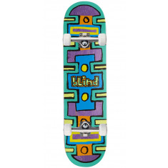 Blind Square Space HYB Skateboard Complete - 8.25""
