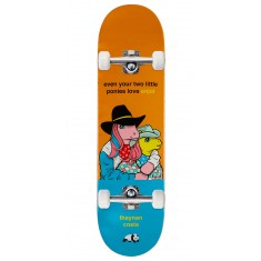 Enjoi My Little Pony 3rd Imp Skateboard Complete - Thaynan Costa - 8.25""
