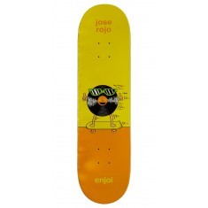 Enjoi Dingleballdom R7 Skateboard Deck - Jose Rojo - 8.25""