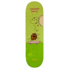 Enjoi Dingleballdom R7 Skateboard Deck - Caswell Berry - 8.50""
