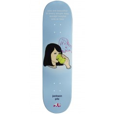 Enjoi Codependent Behavior R7 Skateboard Deck - Jackson Pilz - 8.375""
