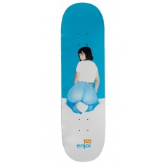 Enjoi Trina R7 Skateboard Deck - Blue - 8.75""