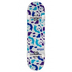 Enjoi Repeater HYB Skateboard Complete - Cool Blue - 8.125""
