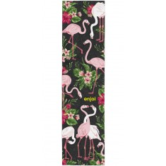 Enjoi Wallpaper Grip Tape - White/Pink