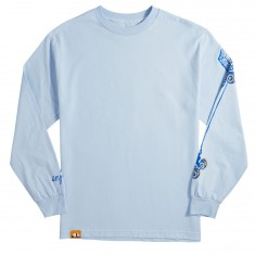 Enjoi Skateboarding Longsleeve T-Shirt - Powder Blue