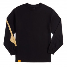 Enjoi The Bird Long Sleeve T-Shirt - Black