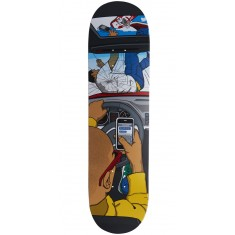 """Almost Text Death R7 Skateboard Deck - Youness Amrani - 8.375"""""""