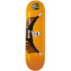 "Enjoi King Of The Road R7 Skateboard Deck - 8.50"" - Zack Wallin"