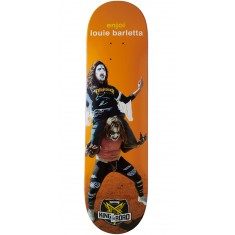 "Enjoi King Of The Road R7 Skateboard Deck - 8.125"" - Louie Barletta"