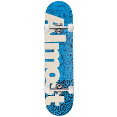 Almost CT Logo HYB Skateboard Complete - Blue - 7.75""