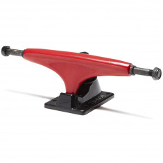 Tensor Alloys Skateboard Trucks - Red/Black
