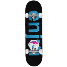 "Enjoi No Brainer HYB Skateboard Complete - 8.00"" - Black/Blue"