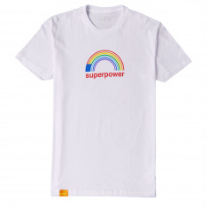Enjoi Super Power Premium T-Shirt - White