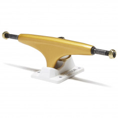 Tensor Alloys Skateboard Trucks - Gold/White