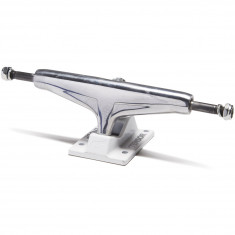 Tensor Alum Skateboard Trucks - Mirror/White