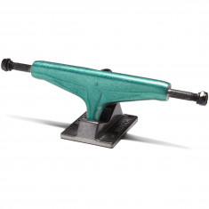 Tensor Alum Skateboard Trucks - Teal/Black