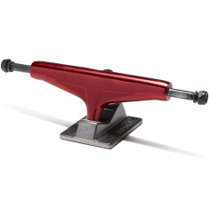 Tensor Alum Reg Mirror Skateboard Trucks - Mirror Red/Black