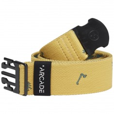 Arcade Packer Belt - Sand/Green