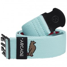 Arcade Surfing Bear Belt - Teal