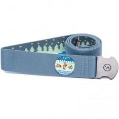 Arcade Rambler Belt - Blue/Forest
