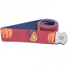 Arcade Kodiak Belt - Burgundy