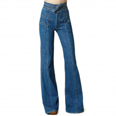 Stoned Immaculate Womens Star Bell Pants - Filmore