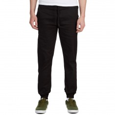 Fairplay Runner Pants - Black