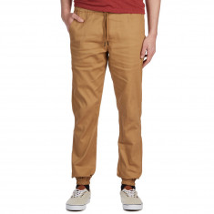 Fairplay Runner Pants - Tan