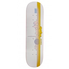 Habitat Bobby T-Dot Large Skateboard Deck - 8.25""